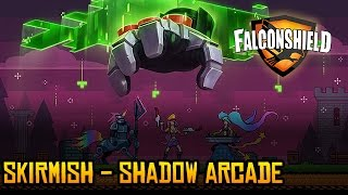 Repeat youtube video Skirmish - Shadow Arcade feat. Nicki Taylor