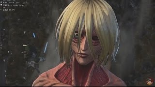 PS4 進擊的巨人 | Ep.03 | 女巨人v.s 巨人艾倫