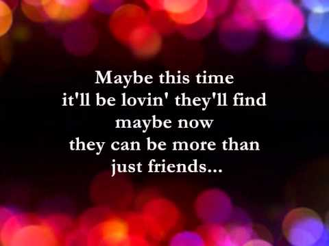 Maybe This Time   Lyrics   Michael Murphy