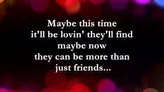 Maybe This Time  || Lyrics ||  Michael Murphy