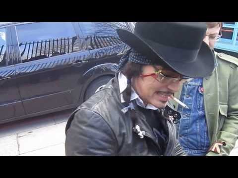 Adam Ant This Morning 13 Feb 14 Pt 1