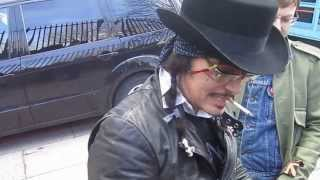 Adam Ant This Morning 13 Feb 14 Pt 1