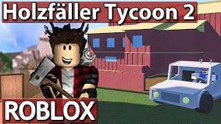 TREE FALLS... Again? • Lumberjack Tycoon 2 | ROBLOX