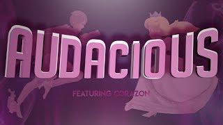 """【SSB4】""""Audacious"""" - A Peach/Bayonetta Combo Video Feat. Corazón"""