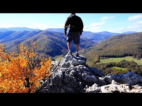 Seneca Rocks - West Virginia 2017