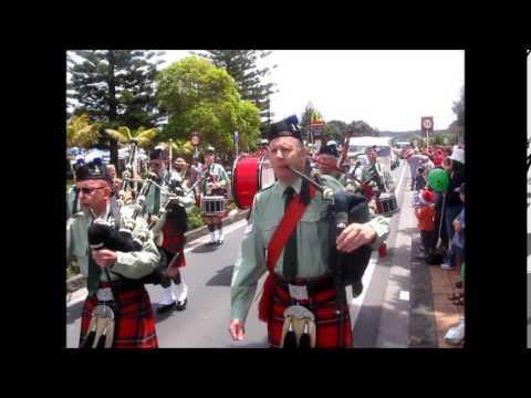 orewa xmas parade 2014
