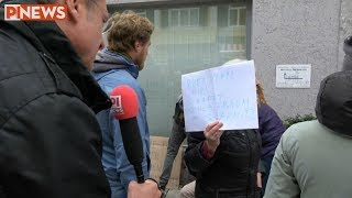 """Interview mit """"Fck Nazis""""-Gegendemonstranten bei Sicherheitskonferenz in Garmisch"""