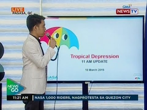 NTG: Bagyong Chedeng, makakatulong sa Mindanao