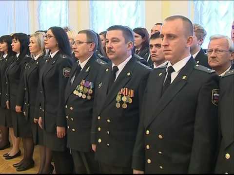 Ярославская область получила знамя федеральной службы судебных приставов с символикой региона