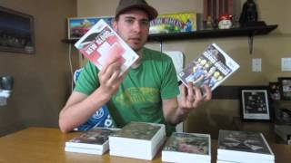 Wii game pickup video (On-Rail Shooter Special)