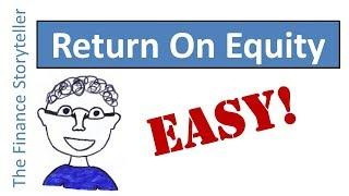 Return On Equity explained