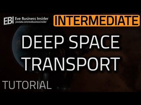 Deep Space Transports