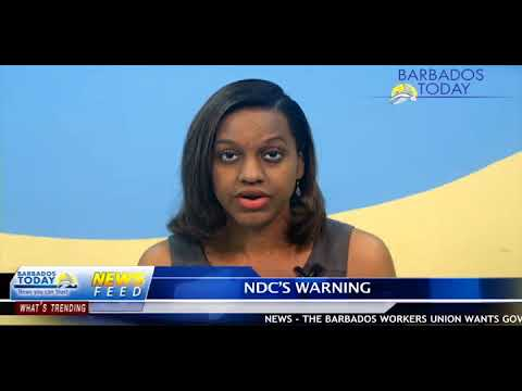 BARBADOS TODAY AFTERNOON UPDATE - February 26, 2018 - Dauer: 10 Minuten