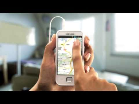 Android Samsung Galaxy Player - Video Promo.