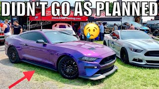 """""""This"""" Prevented us from Modifying the Mamba (2018 Mustang GT) at Ford Nationals w/ VMP PERFORMANCE!"""