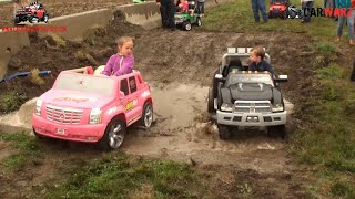 Power Wheels Mud Bog At Birch Run Mud Bog June 2015 View 3