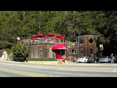 Big Sur Coast Gallery and Cafe Host Segment #1