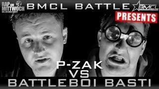 Bmcl Rap Battle: P-zak Vs Battleboi Basti Battlemania Championsleague