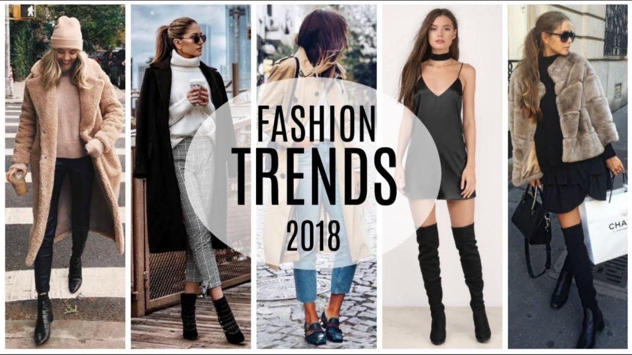 Fall Fashion Trends Womens