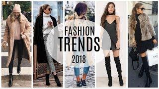 DAS wird 2018 TREND - Modetrends 2018⎥xapiaxa
