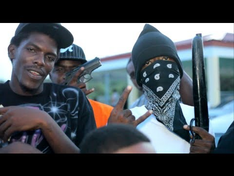 (St. Maarten - Sucker Garden Hood) Ste-v-e & Oozi Black - Where You From (Bushes) Official HD Video