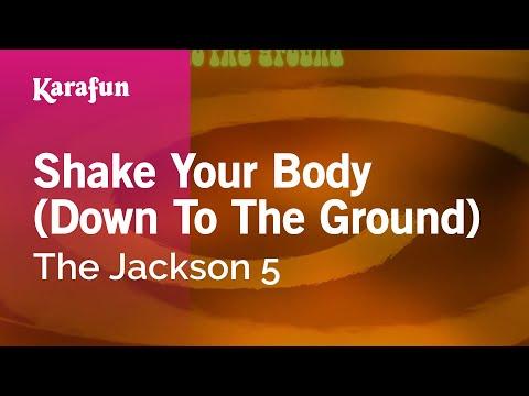 Karaoke Shake Your Body (Down To The Ground) - The Jackson 5 *