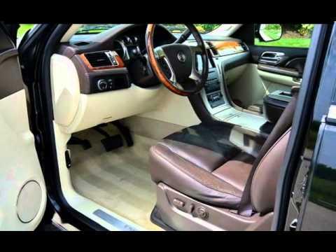 2009 Cadillac Escalade Esv Platinum Edition 4x4 For Sale In Bucyrus