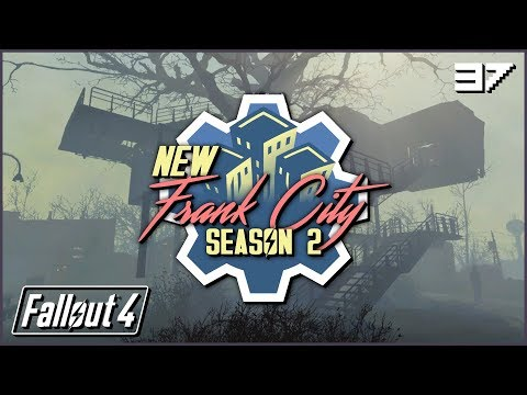 Tree Fort | Fallout 4 Sim Settlements [Modded] Episode 37