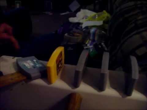Scott Thomson - Rube Goldberg Project