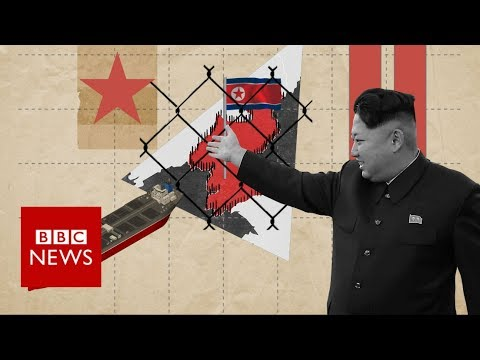 How is North Korea evading sanctions? – BBC News