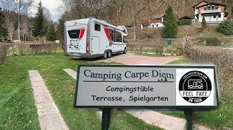 Böse Überraschung im Wohnmobil I Campingplatz Carpe Diem
