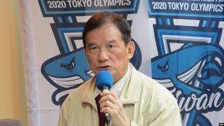 VOA专访台湾前国防部长蔡明宪:撑香港、抗中国、护台湾