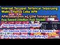 - APN Smartfren 4G GSM Tercepat Anti Fup Speed 23Mbps Wuzz