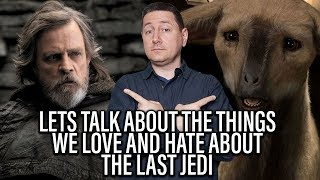 Lets Talk About What We Love And Hate About Star Wars The Last Jedi