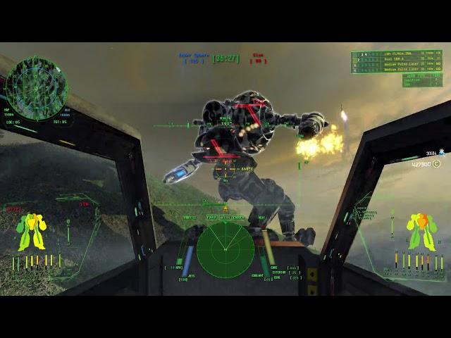 Mechwarrior Living Legends 2020 ThreeV3 1v1 Practice Battle 2 Map TC New Avalon