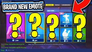 The BRAND NEW Daily Skin Items In Fortnite: Battle Royale! (Skin Reset #56)