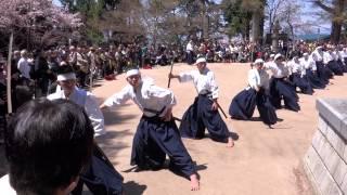 会津高校剣舞委員会.