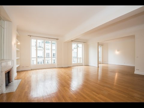 (Ref: 16107) 4-Bedroom unfurnished apartment for rent on Avenue Rodin (Paris 16th)