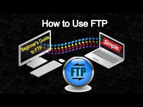 FTP - File Transfer Protocol [ fundamental concepts ]