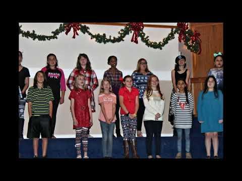 Grace & Glory Christian School 2017 Christmas Program