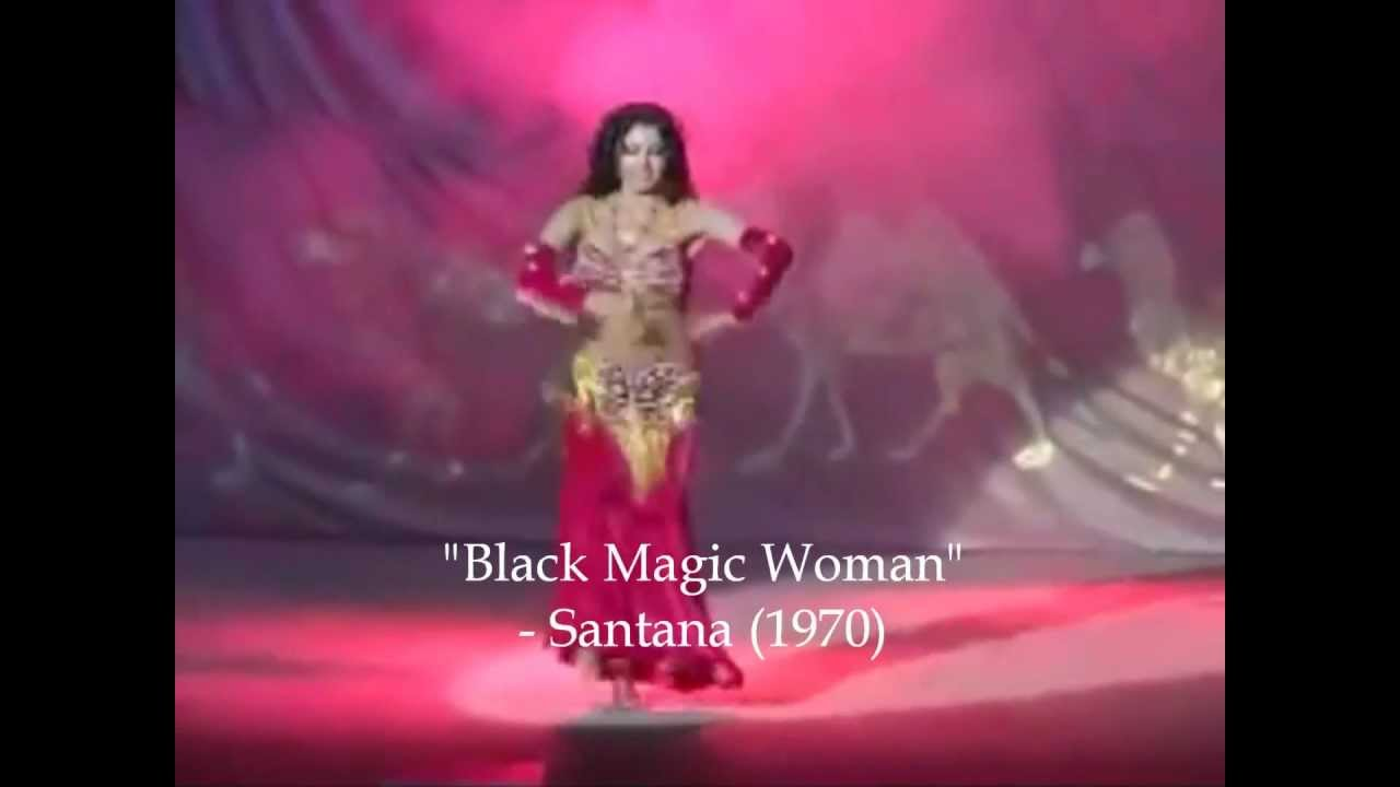 youtube black magic woman santana