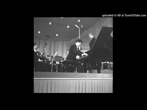 Rachmaninoff: Piano Concerto n 2 op 18 | Sergio Perticaroli | Rudolf Kempe | RAI Roma (21.4.1961)
