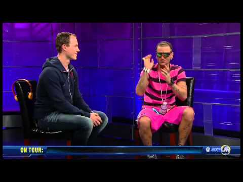 RiFF RaFF AKA Jody Highroller Interview W/ DJ Skee on AXS TV For AXS Live [A Skee.TV Exclusive]
