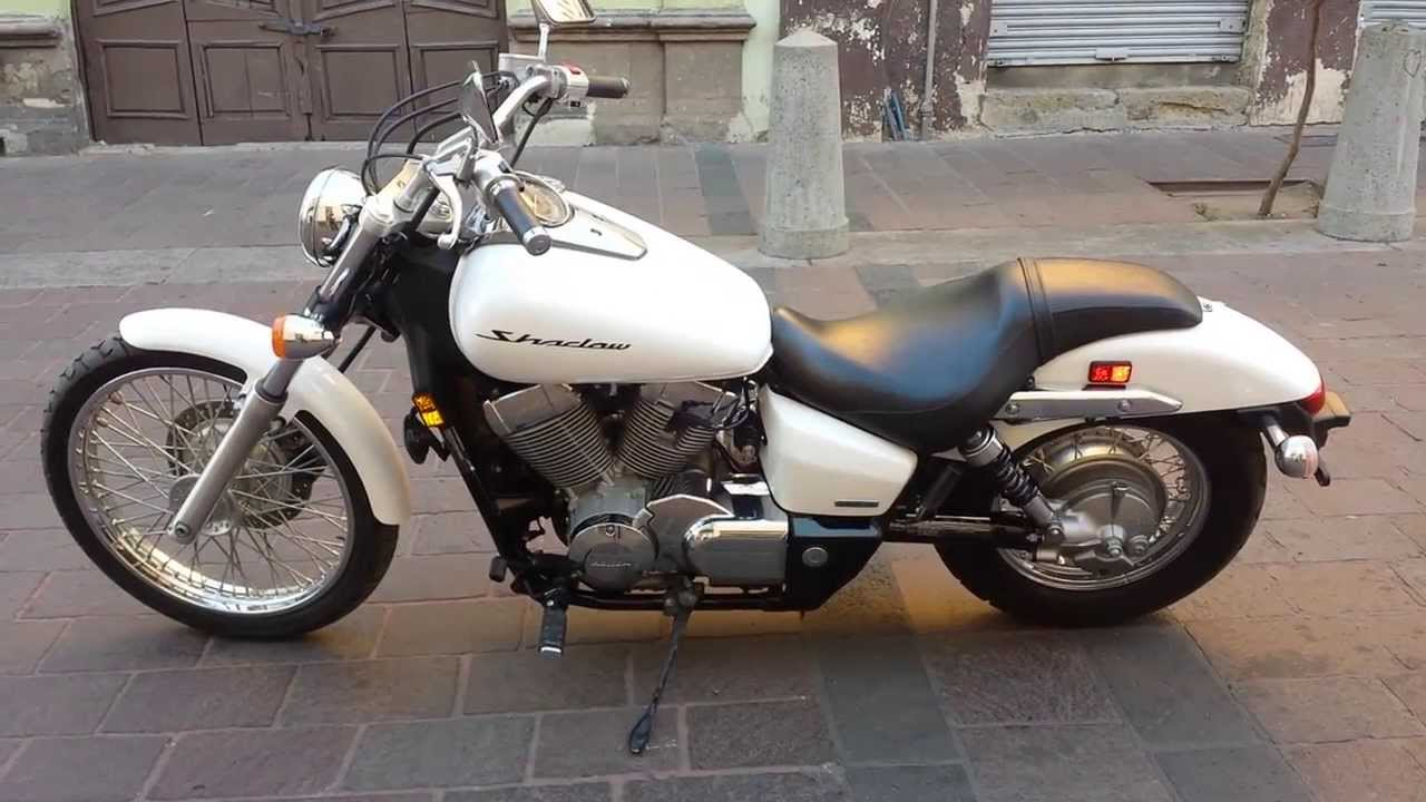 Honda Shadow Spirit 750 Cc A U00f1o 2009