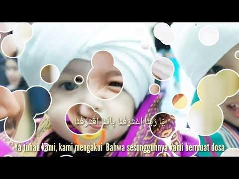 Ya Rabbana Tharafna Al Asyaf Al Thaf Quot Lirik Quot