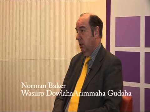 Wareysi Wasiirka Arrimaha Gudaha Norman Baker