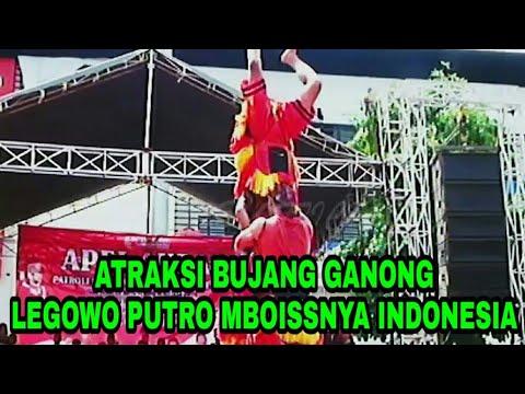 Legowo Putro | Live Gor Nganjuk 14 April 2019 | Bujang Ganong Gokil