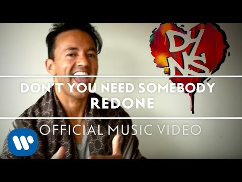 RedOne  Dont You Need Somebody Friends of RedOnes Version