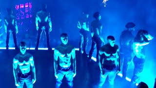 5* REVIEW Magic Mike Live London Hippodrome HD VIDEO - OPENING Night