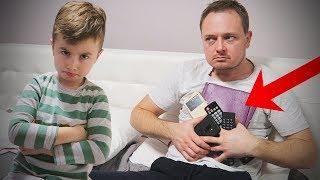 Alex A Ramas FARA Tableta Telefon si Televizor! Ce a Facut?